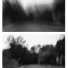 I am Running, 1972, photograph