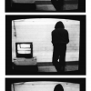 Weariness of my Leg 1, 1975, videoperformance, ICC Center, Antwerpen