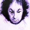 Portrait of Goya, 2011, oil on canvas, 80 x 60cm