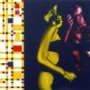 Havana Boogie-Woogie, 2012, oil on canvas, 127 x 127cm